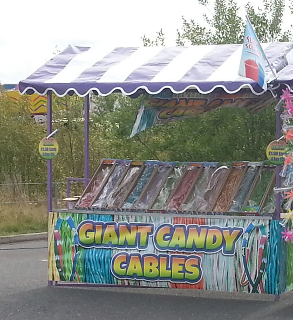 Mobile Sweet Stalls